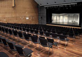 Event Forum Castrop - Räumlichkeiten - Stadthalle - Innenansicht - Theater